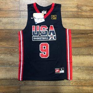 NWT Michael Jordan Dream Team Bulls Jersey NEW